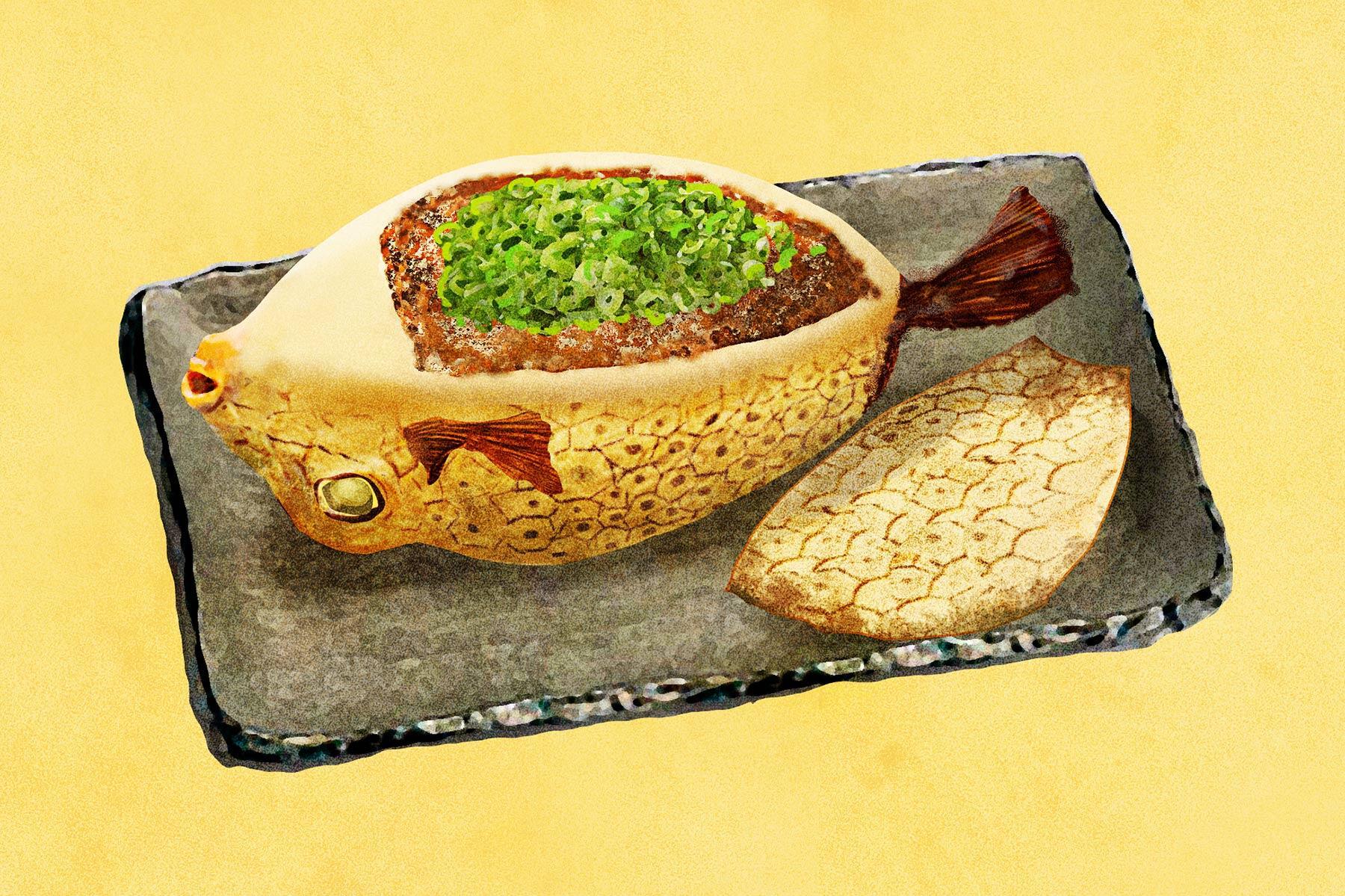 四角くて硬いまくらのような魚とは?|怪魚の食卓⑬ | 怪魚の食卓 | 【公式】dancyu (ダンチュウ)