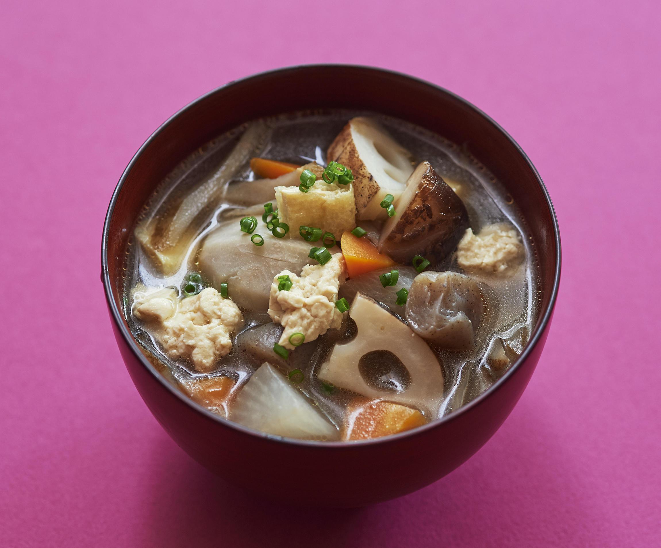沢山 スープ 具 【365日のパンとスープ】ほっこりかぼちゃの具沢山スープ