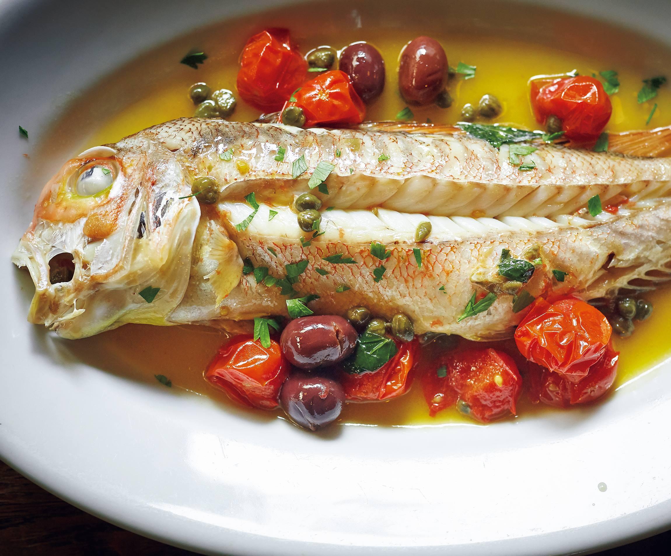 レシピ 魚 料理